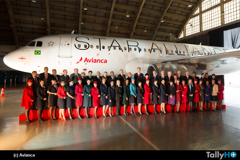 Aerolíneas Avianca Brasil, ahora nuevo miembro de Star Alliance