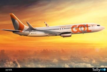 Aerolínea  GOL lanza vuelo directo desde Santiago de Chile a Recife