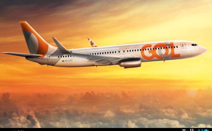 Aerolíneas GOL presentó su nueva librea