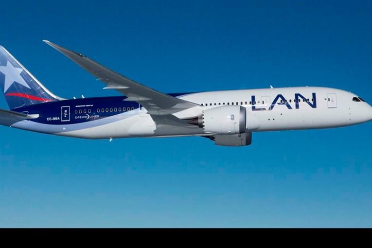 LAN, comenzará en noviembre a operar vuelos a Milán desde Santiago de Chile