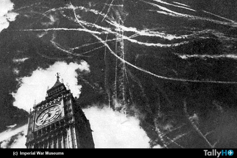 75 años del inicio de la Batalla de Inglaterra