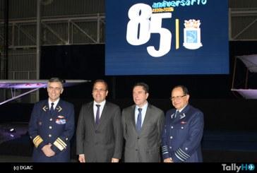 85 Aniversario de la Dirección General de Aeronáutica Civil