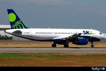 Sky Airline dejará de volar a Bolivia a contar de noviembre