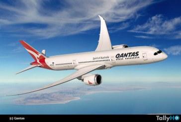 Qantas adquiere 8 Boeing 787-9 Dreamliner como reemplazo de sus B-747