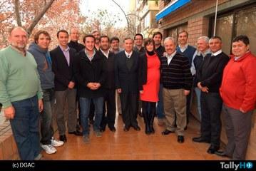 DGAC Dictó curso en Seguridad Operacional a Asociación de Pilotos de Chile