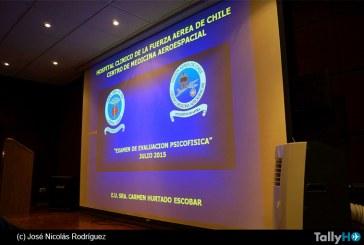 Cuarta Charla de Medicina y Seguridad de vuelo en el CMAE