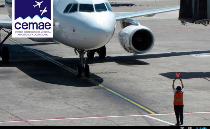 Certificación Médica Aeronáutica en el CEMAE