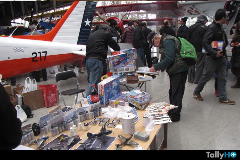 Se viene la última Pulga Hobby del año 2015 en el Museo Nacional Aeronáutico y del Espacio