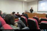 Memorable charla de Cristian Bolton en la Universidad Autónoma sede Talca