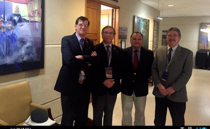 IIHACH expone ante la Comisión de Cultura por proyecto cambio de nombre para el Aeropuerto Arturo Merino Benítez