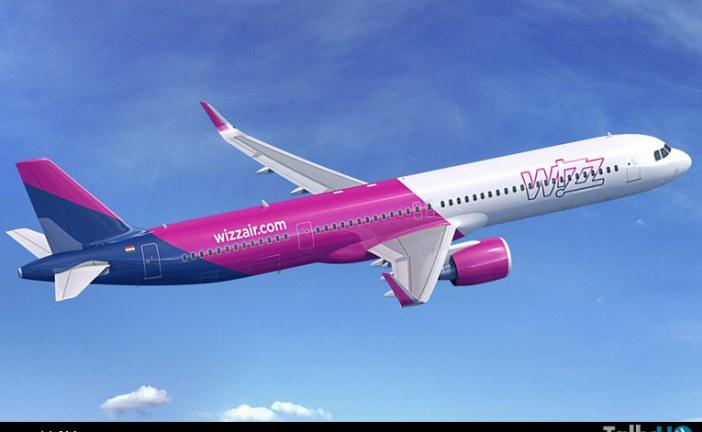 La Aerolínea Wizz Air confirma su pedido de 110 aviones A321neo