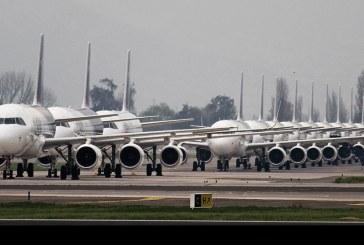 Aeropuertos reanudaron operaciones aéreas en Chile