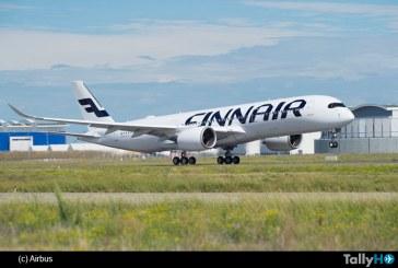 Finnair se convierte en el primer operador europeo del A350 XWB