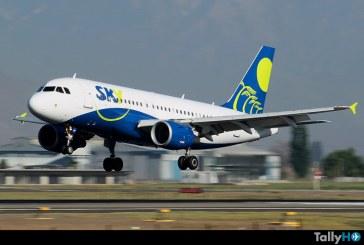 Sky Airline premiada como la línea aérea más puntual del mundo en mayo