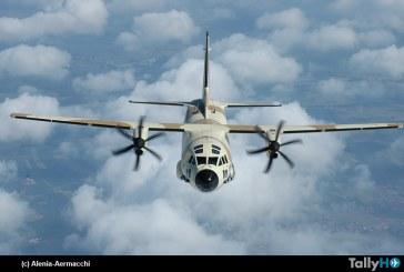 Alenia-Aermacchi C-27J Spartan concreta su tercer cliente en África