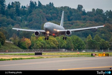 Exitoso primer vuelo del Boeing KC-46A