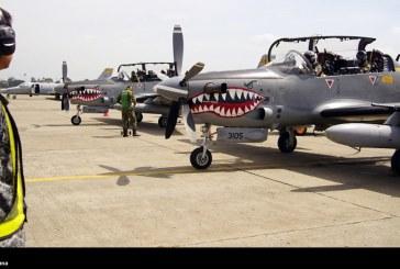 Fuerzas Aéreas de Colombia y Ecuador participan en Ejercicio Andes I