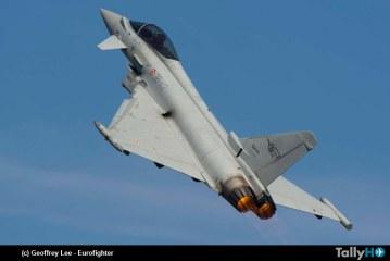 Acuerdo entre Italia y Kuwait para el suministro de 28 Eurofighter Typhoon
