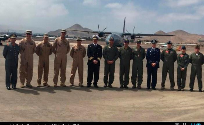 """Entrega remodelación de la pista del Aeródromo Militar """"El Buitre"""" en Arica"""
