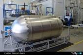 Airbus Defence & Space fabrica primeros componentes para módulo de servicio de la cápsula Orion