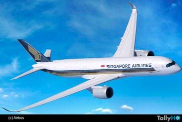 Airbus lanza una nueva versión de ultralargo alcance del A350-900