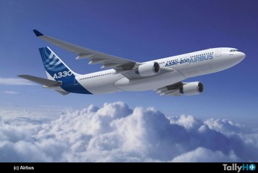 China Aviation Supplies Holding Company cursa un pedido de 30 aviones A330 y 100 de la Familia A320
