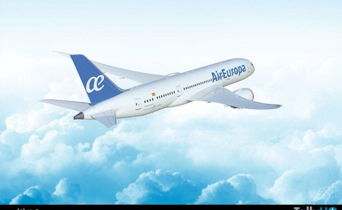 Air Europa estrena nueva imagen corporativa