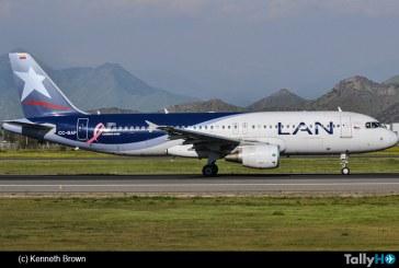 """LAN se suma a la iniciativa mundial junto al """"Avión Rosa Contra el Cáncer de Mama"""""""