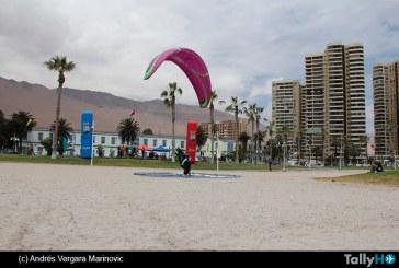 Todo listo para el Campeonato Internacional de Parapentes en Iquique
