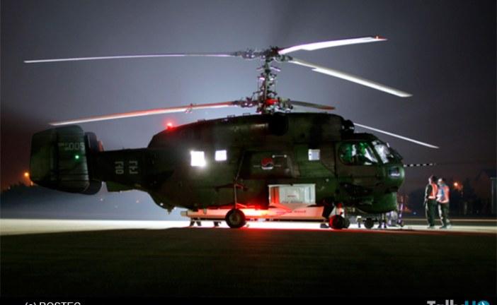 Helicópteros de Rusia extiende mantenimiento a los Ka-32 adquiridos por Corea del Sur