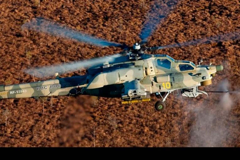"""Helicópteros de Rusia mejora la velocidad del Mi-28N """"Night Hunter"""""""