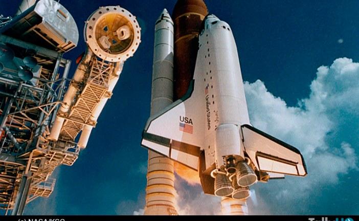 30 años del primer vuelo del Transbordador Atlantis