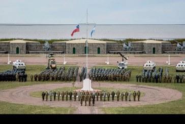 FF.AA. de Chile y Argentina realizaron ejercicio de Fuerzas de Paz «Cruz del Sur III»