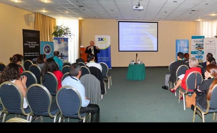 CEMAE segundo día «Congreso de Seguridad Operacional y Medicina de Aviación»