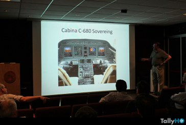 Charla de Seguridad del Vuelo y Prevención de Accidentes Aéreos en CMAE FACH