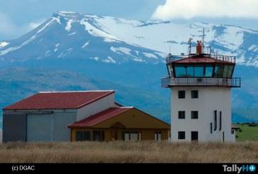 Subsecretario de Obras Públicas dio el vamos a trabajos en Aeródromo de Puerto Natales