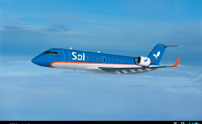 SOL Líneas Aéreas, de Argentina cierra sus operaciones