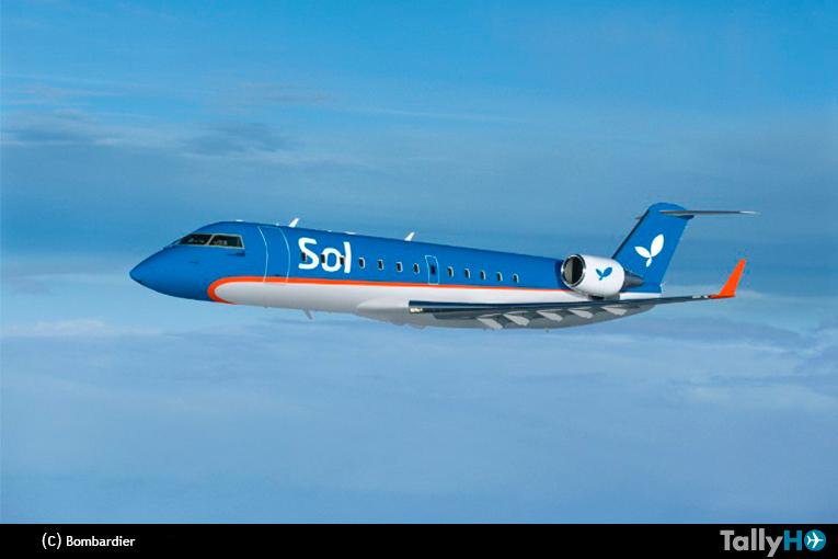 Bombardier dio la bienvenida a 5 aerolíneas Latinoamericanas como operadoras de sus aeronaves