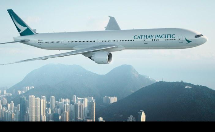 Aerolínea Cathay Pacific presentó nuevo diseño de marca
