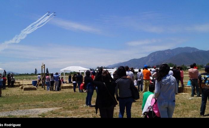 Festival Aéreo de Melipilla 2015