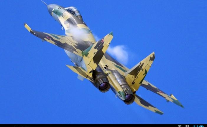 China adquiere 24 cazas rusos Su-35 para su Fuerza Aérea