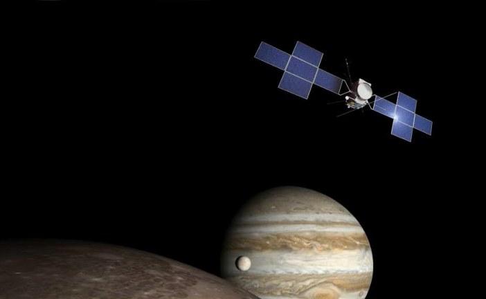 Sonda JUICE: la primera misión europea a Júpiter estará a cargo de Airbus Defence & Space