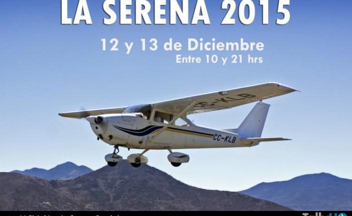 Se vienen vuelos populares en La Serena