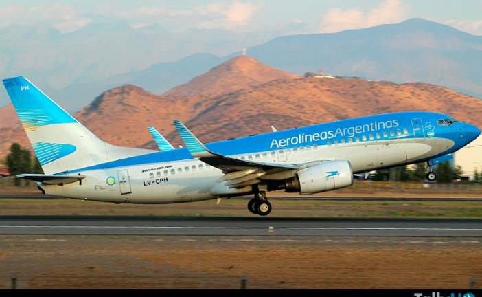 65 Años de Aerolíneas Argentinas