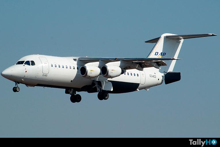 Aerovías DAP inicia servicio regular desde Punta Arenas a Balmaceda