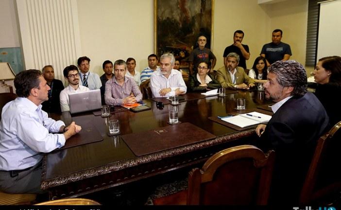 Finalizó Paro de funcionarios de la DGAC en Chile