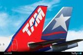 LATAM informa que operará vuelos internacionales con algunas demoras y que habrá reprogramaciones en vuelos nacionales