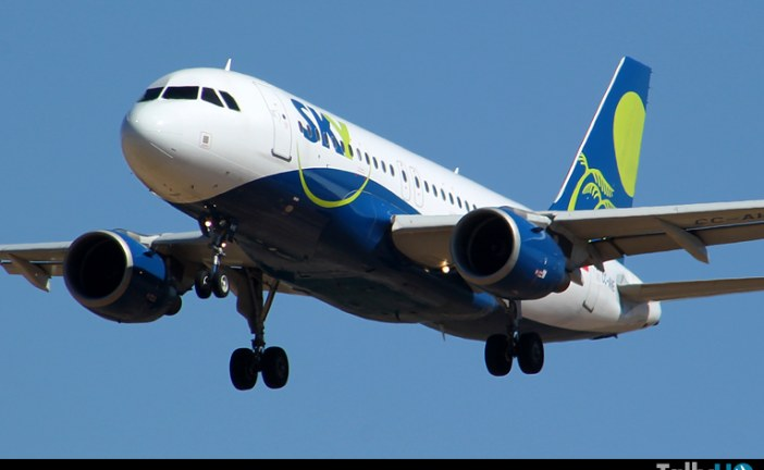 SKY activa plan de contingencia por inicio de huelga legal de tripulantes de cabina