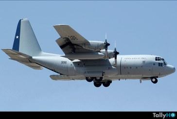 Ejercicio Aéreo Cooperación V se cancela para ir en ayuda de México