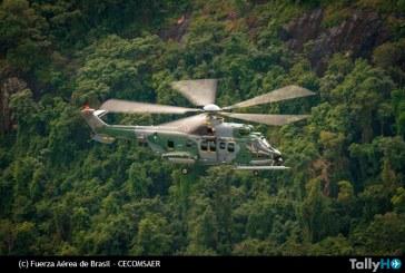 Fuerza Aérea de Brasil recibe primer H-36 Caracal